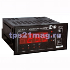 Терморегулятор 2ТРМ1 –Щ2.У.ИИ Измеритель-регулятор двухканальный