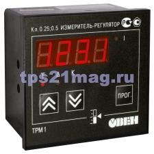 Терморегулятор ТРМ1 –Щ1.У.И Измеритель-регулятор одноканальный