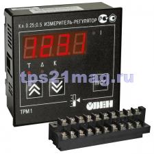 Терморегулятор ТРМ1 –Щ11.У.Р Измеритель-регулятор одноканальный