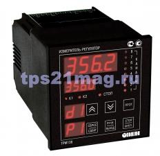 Терморегулятор ТРМ138В –Р Измеритель-регулятор восьмиканальный со встроенными барьерами искрозащиты