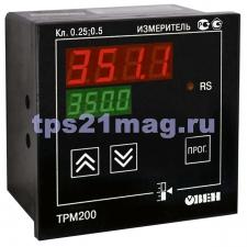 ТРМ200 –Щ1 Измеритель двухканальный с RS-485