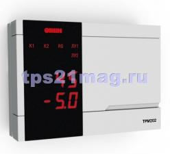 Терморегулятор ТРМ202 –Н2.У.РР Измеритель-регулятор двухканальный