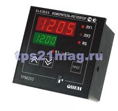Терморегулятор ТРМ202 –Щ1.У.ИИ Измеритель-регулятор двухканальный
