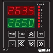 панель управления укт138-щ4