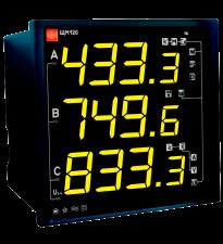 ЩМК96 Щитовой тестер электросетей многофункциональный